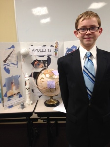 T's 3rd place finish in History Fair